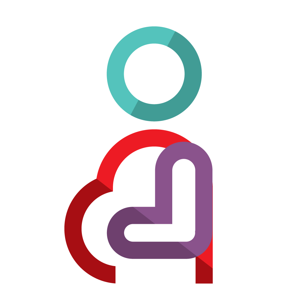 pregnant woman-cord blood icon - symbol